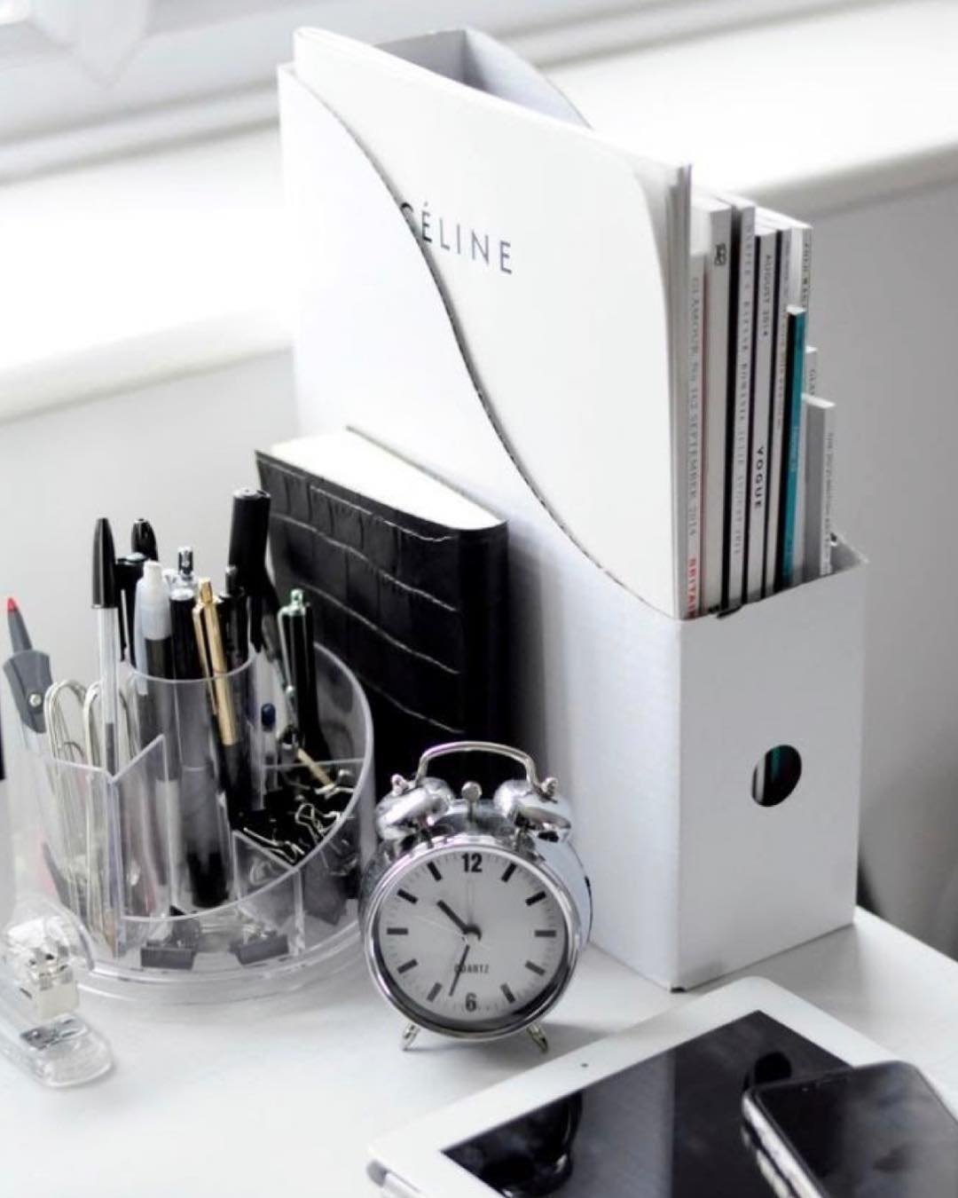 Create your own productive space...