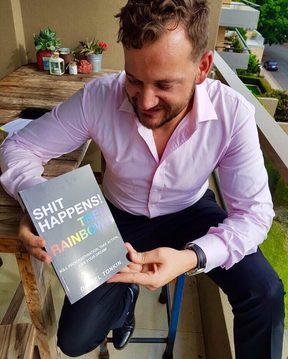 One of our Directors and Co-Founders, Daniel Tonkin, is launching his new book!  The official launch for digital and hard copies is February 10th 2018! Congratulation Daniel, we are all so excited for you and proud of such a great achievement! @daniel_tonks