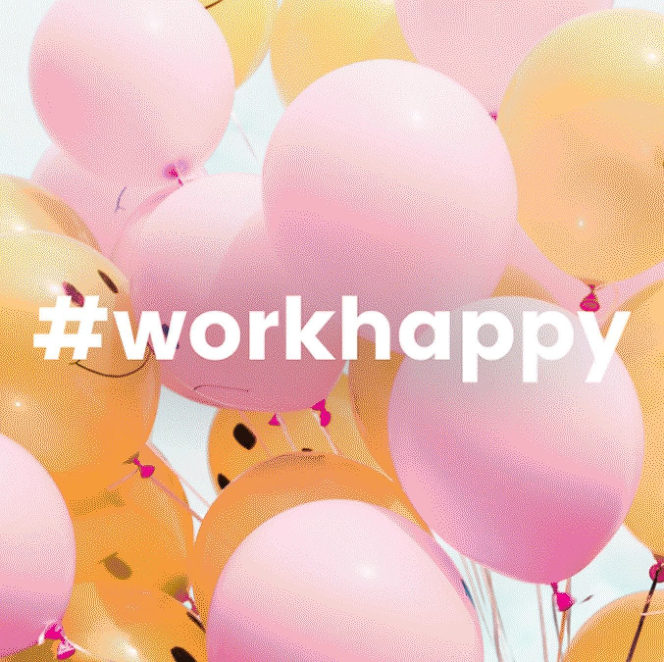 Happy Thursday!!! We hope you all have a happy day #workhappy