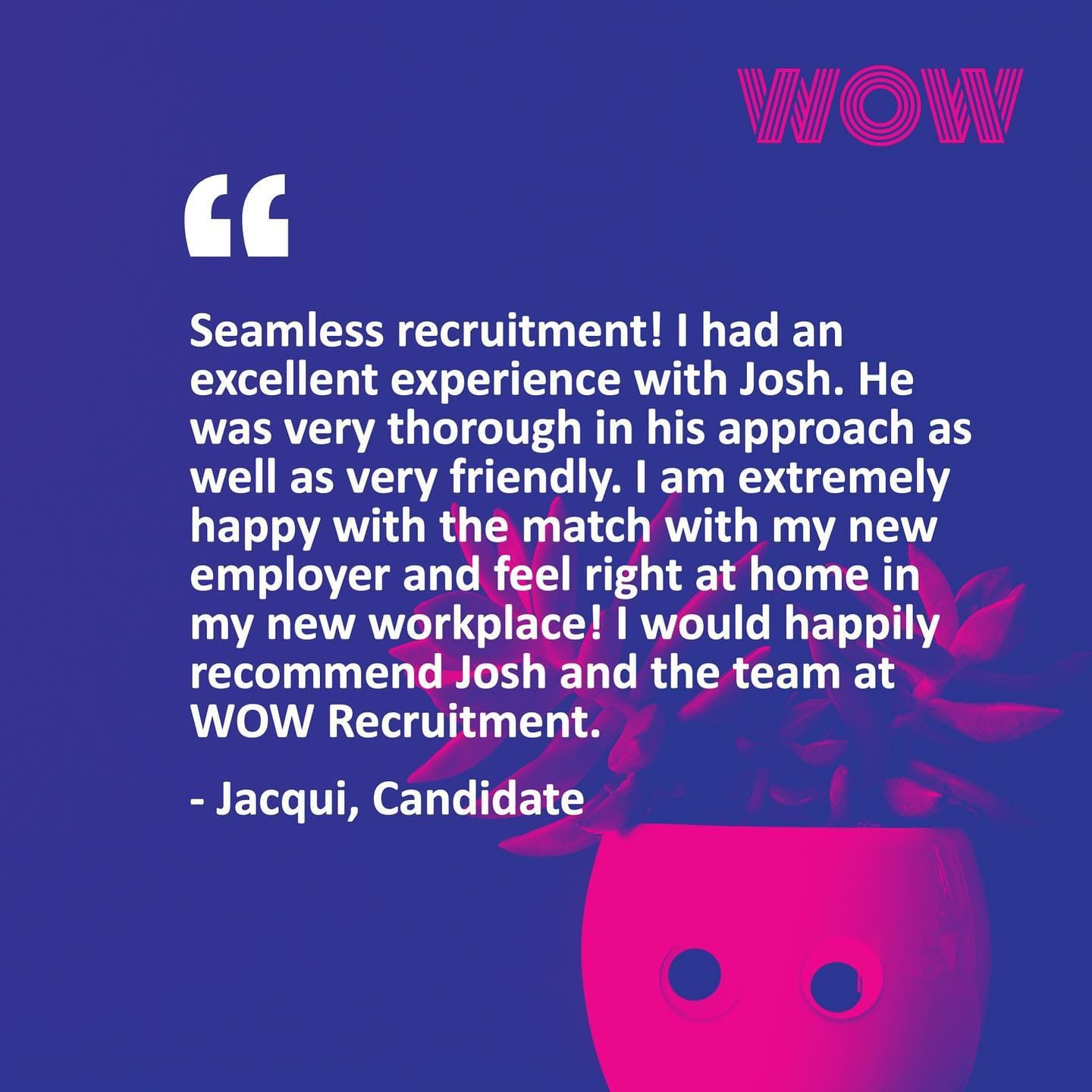 Another happy candidate! Well done Josh 🤩