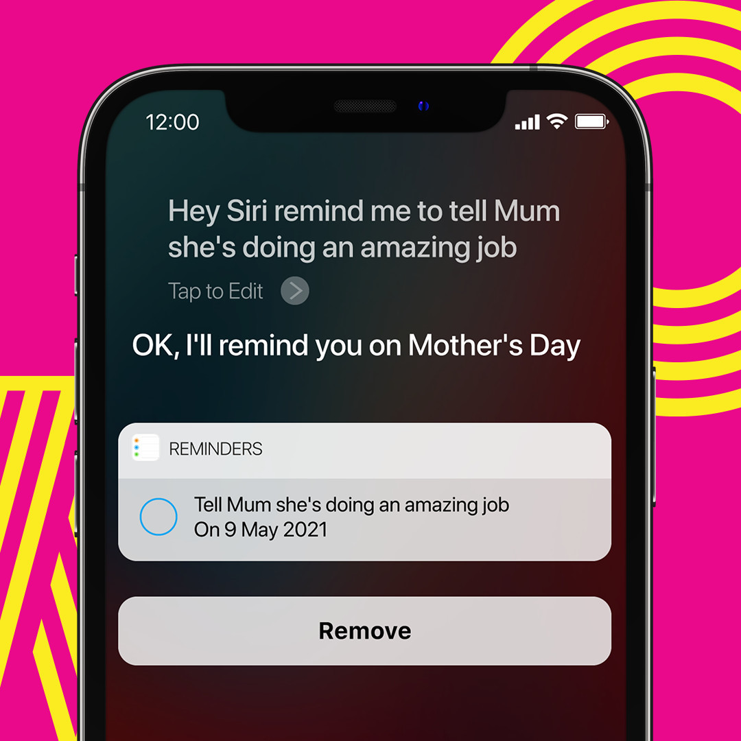 To all mum's; working mums, single mums, mums of many and mums that we haven't seen in a while, you're really something else! Have a fantastic Mother's Day. #MothersDay