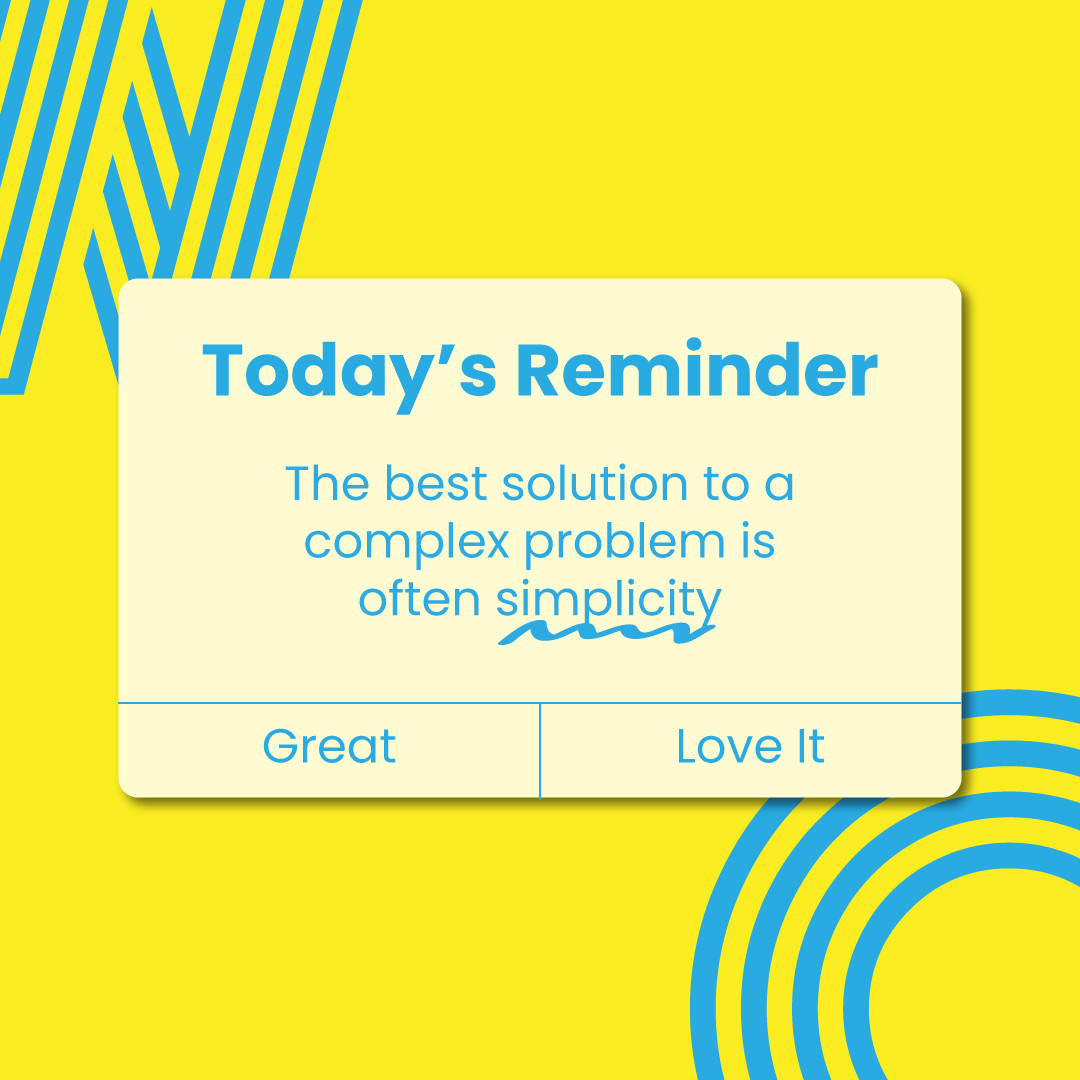 Take a step back, breathe, problem solve! ♀️ #MorningMotivation #WorkHappy #DoWhatYouLove