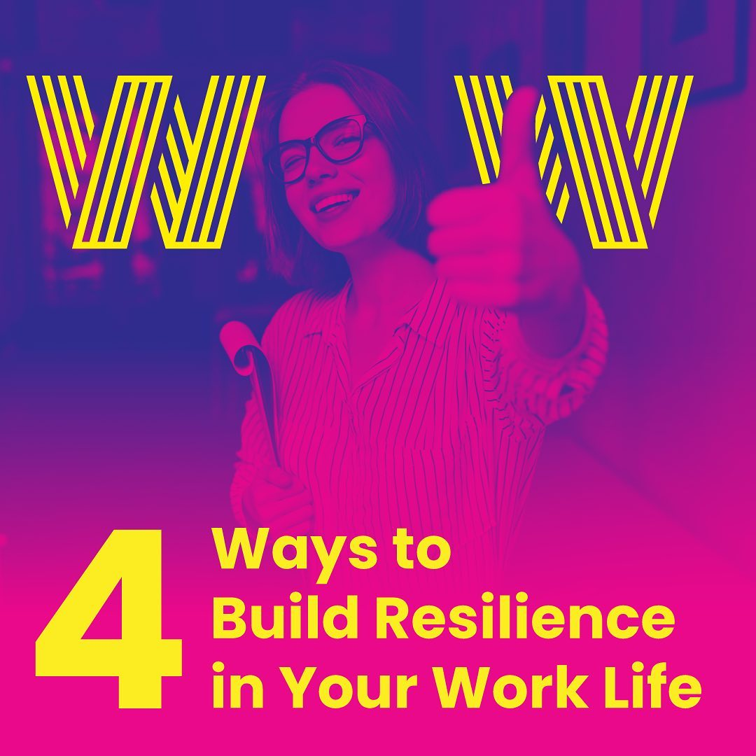 You know you have what it takes (most of the time), if you ever doubt it, it's pretty handy to have the mental tools to remind yourself. Here are four of our favourite ways. #WorkHappy #DoWhatYouLove