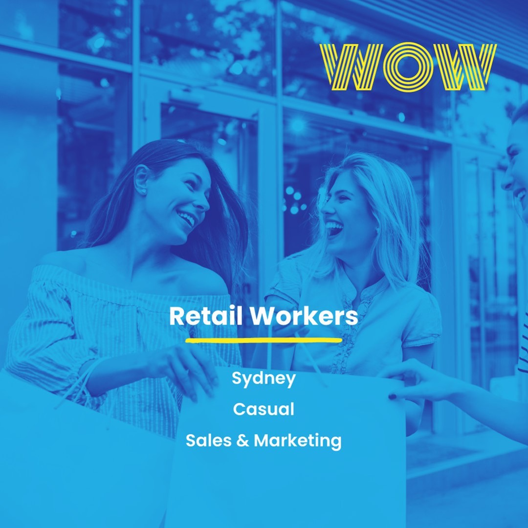 No sales experience? No problem! Here's an exciting opportunity for you to jumpstart your career with a leading company. Enjoy an attractive hourly rate plus uncapped commissions with full product and industry training to get you up to speed. Want to know more? Get in touch via the link below.https://wowrecruitment.com.au//job-detail/?id=1177038#WorkHappy #SalesJobs