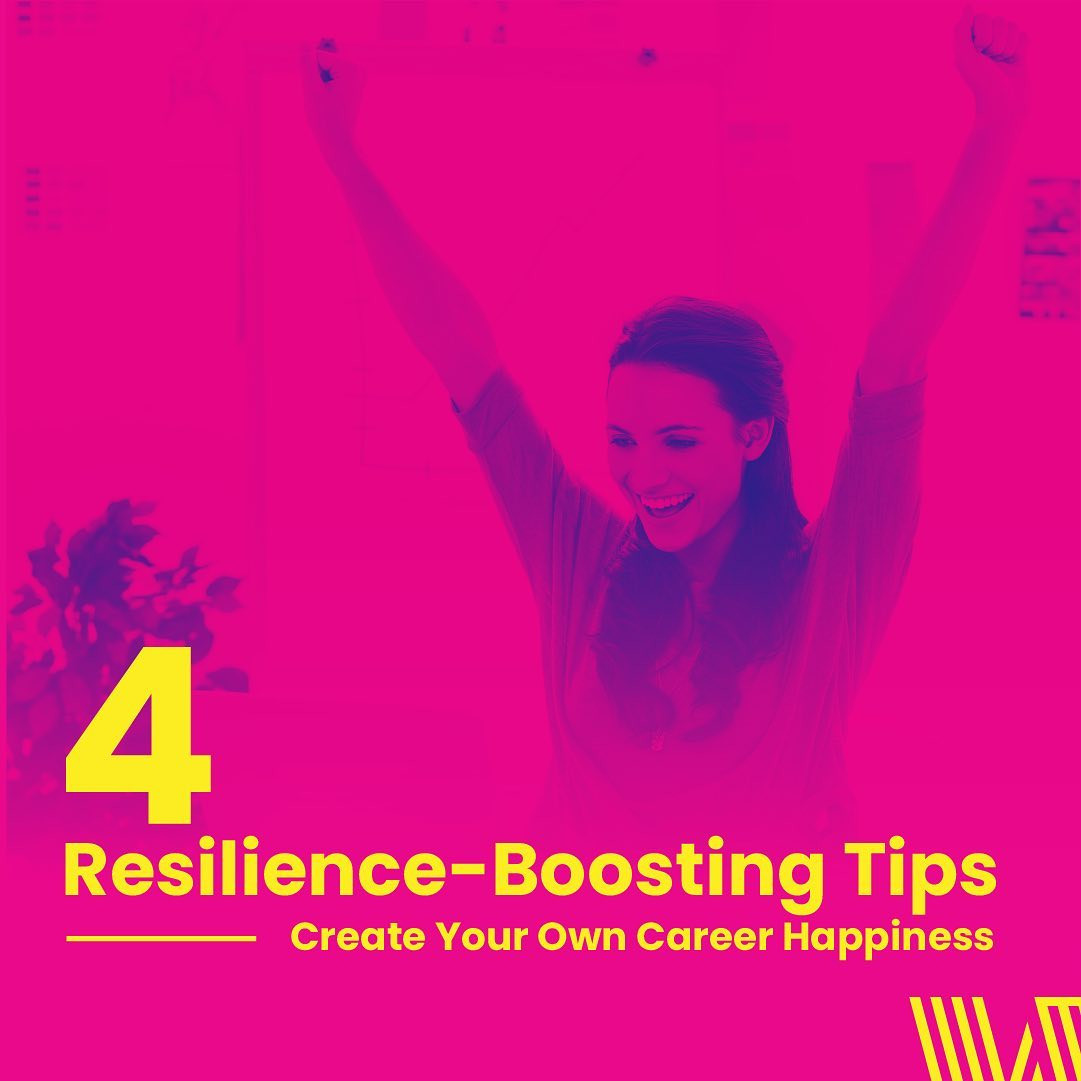 We've been here before and we know what it takes. As many of us re-engage working from home for a little while, now seems like a good time to sharpen and focus those resilience skillsDon't Love what you do? We can help! Browse jobs and speak to the specialists. Link in bio #WorkHappy #RecruitmentHappy