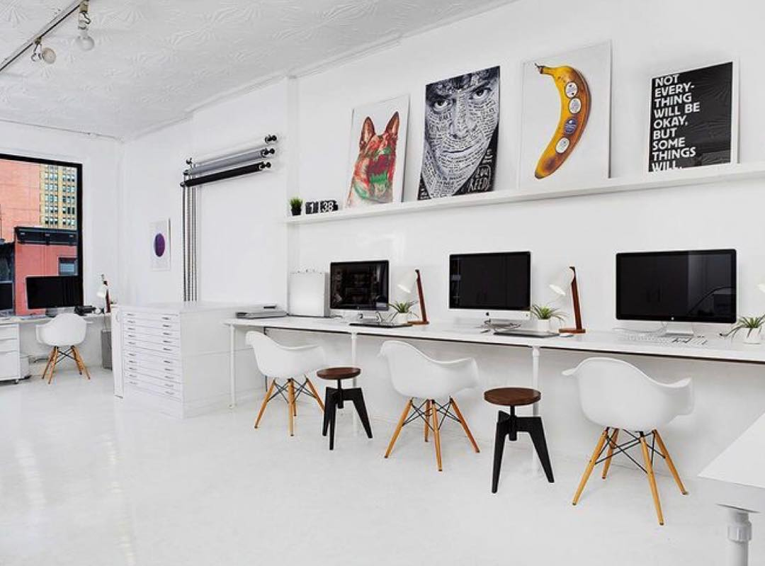 This office space🏼