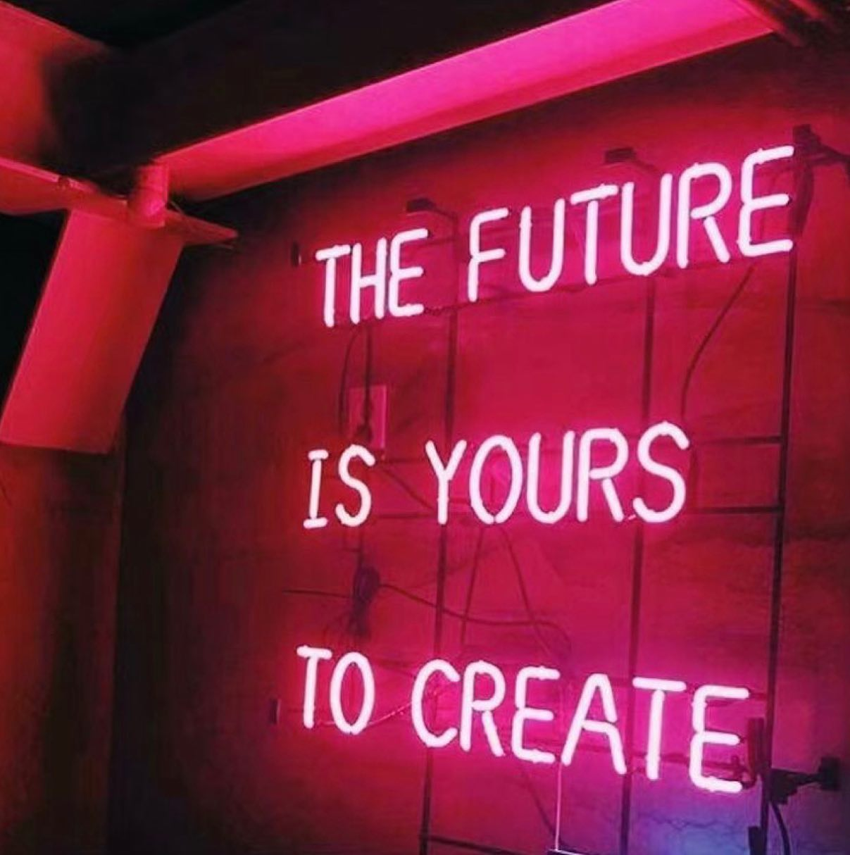 Your future is yours to decide and create - reach out to us at Wow Recruitment for advice on your future career. 02 8320 0683. #future #yourfuture #recruitment #career #love