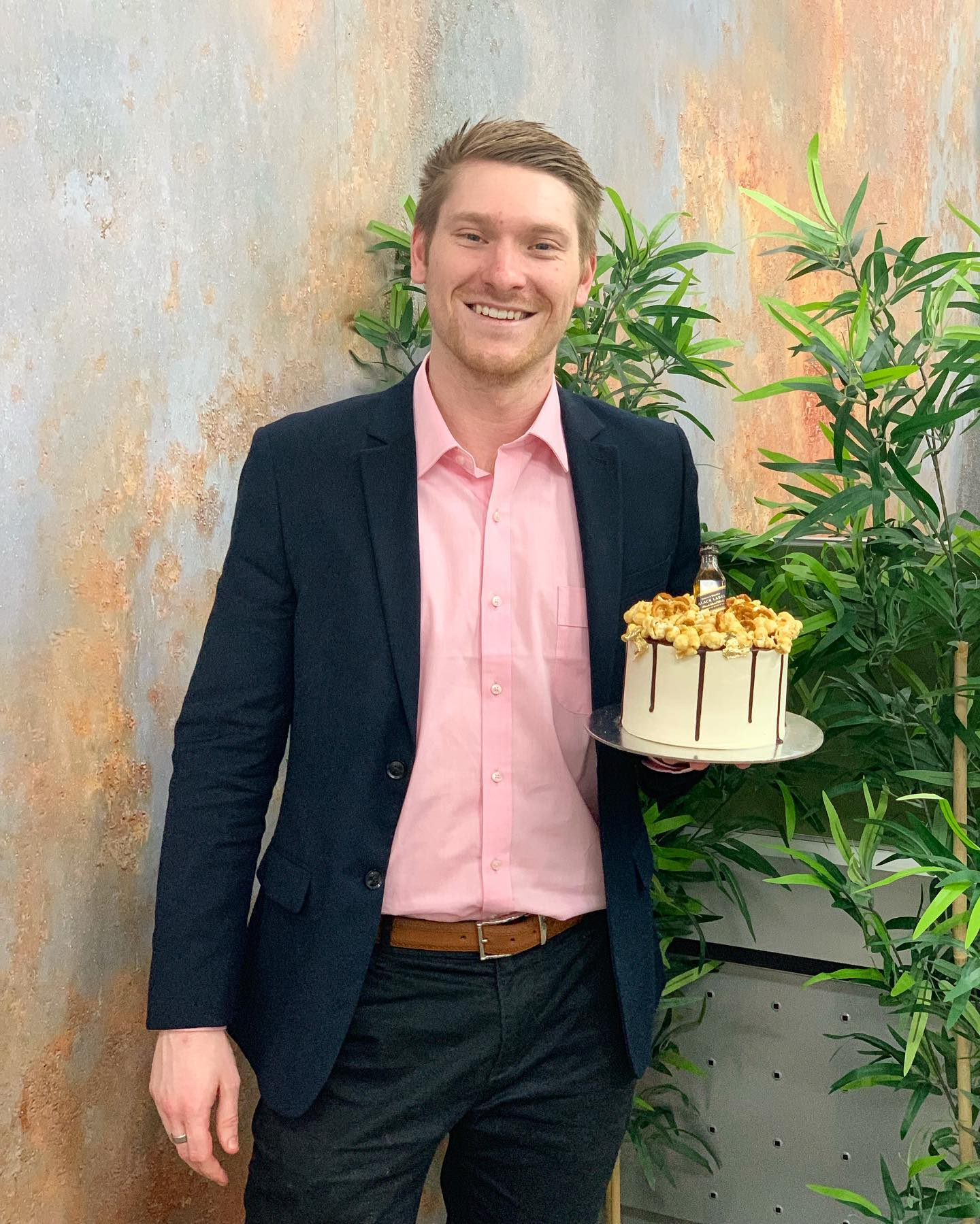 Congratulations to Matt on his 1 year anniversary with us! 🥳 Well done for everything that you have achieved in the last 12 months! We love having you on the team and can't wait to see what else you achieve on your journey with us.