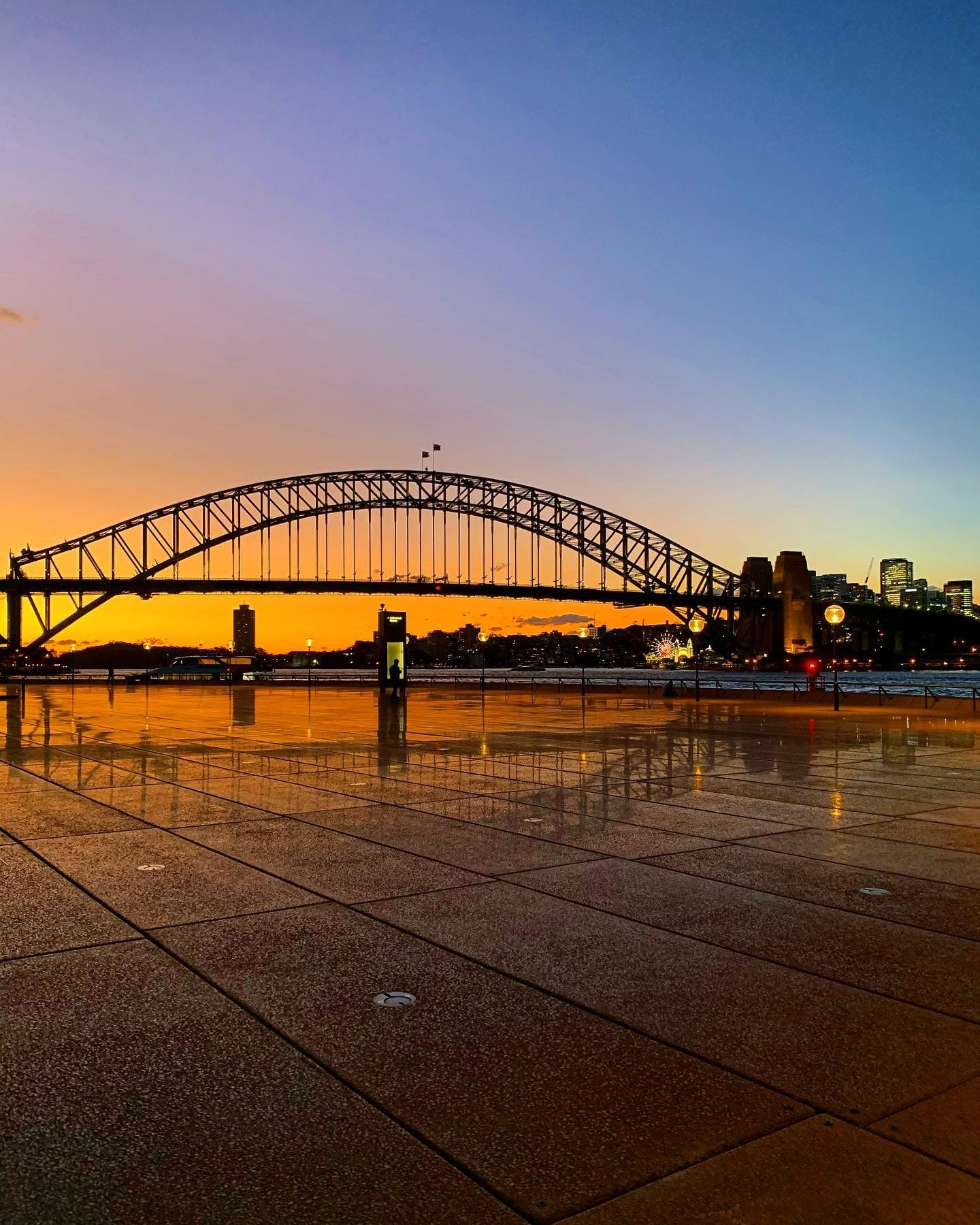Why wouldn't you want to live & work in Sydney?