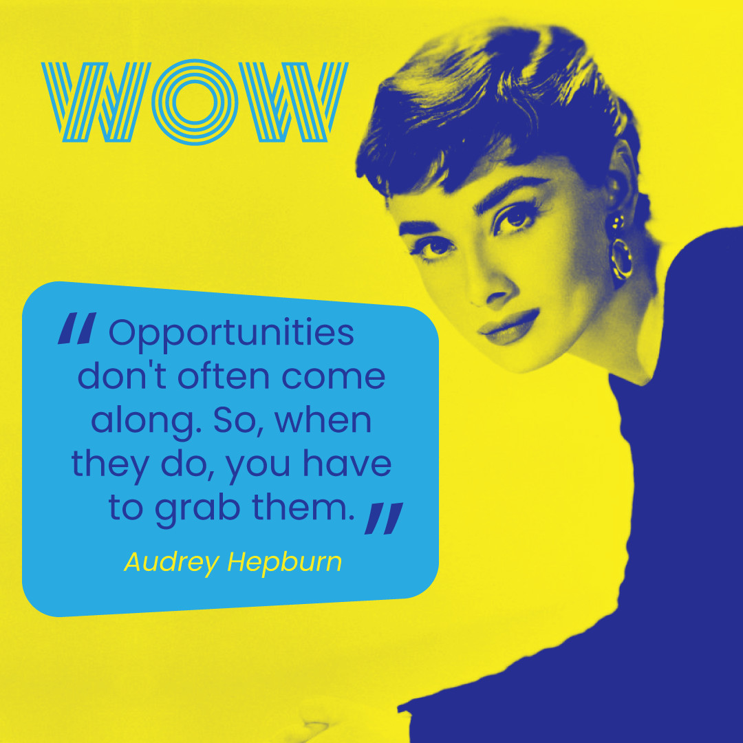 We can find the opportunities, take a leap of faith, it's your time to shine! ️#ThursdayHustle #WorkHappy #RecruitmentHappy
