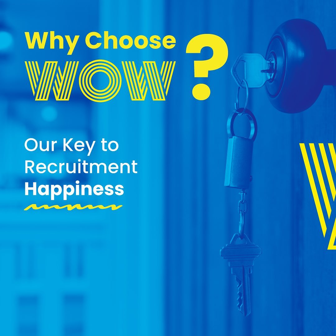 Why settle for just 'OK' when finding a career with purpose could start right here? #WorkHappy! Get in touch with our team, here https://wowrecruitment.com.au/contact-us-2