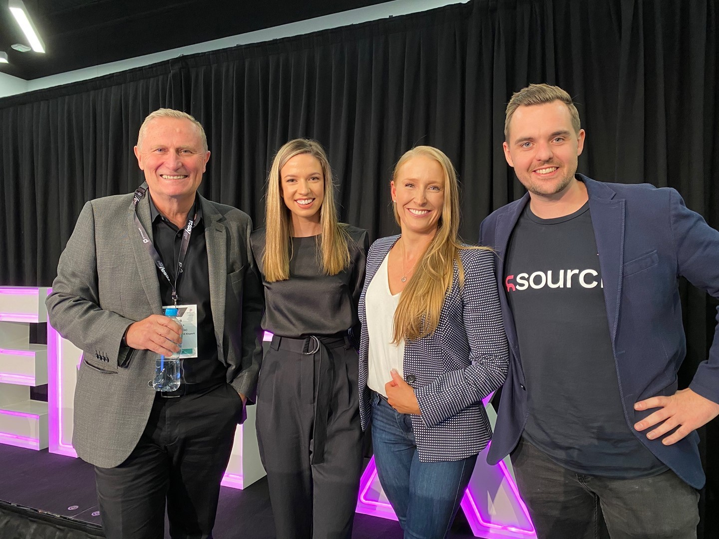 What a line-up!At yesterday's RCSA Talent X event, alongside a bunch of recruitment revolutionaries, our co-founder Emily Mcleod took part in a wide-ranging panel discussion on recruiter brand and reputation building. Helping to future-proof recruitment alongside Emily were....Greg SavageErin DevlinJames JenningsGreat discussion with so many actionable ideas, thanks guys! #Wecruitment #RecruitmentHappy