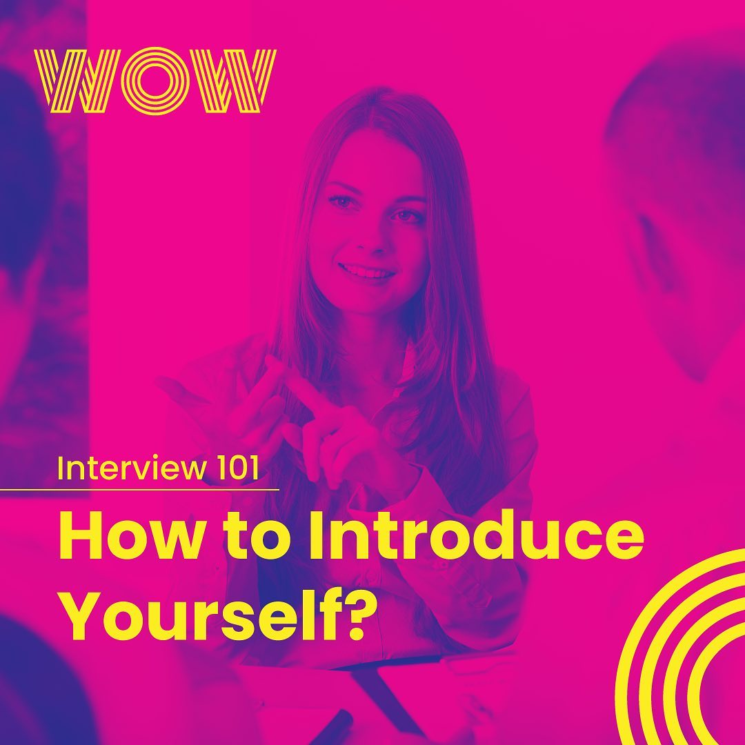 So, tell me about yourself?First impressions and initial responses often set the tone for an interview. Start well and you're likely to carry on that way throughout! Here's how to do it. Ready to get some interviews lined up? Let our WOWzers lead the way. https://wowrecruitment.com.au/contact-us-2/#WorkHappy #CareerTips