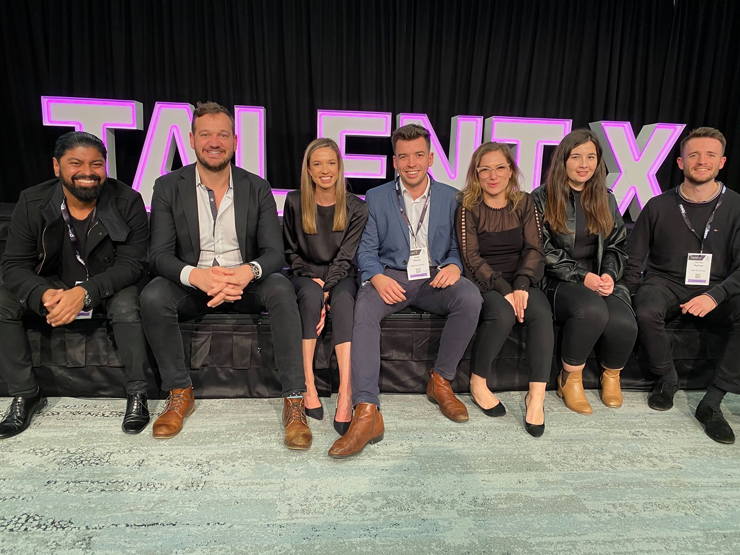 WOW! Almost a week since our team was at the RCSA's Talent X and our co-founder Emily Mcleod took to the stage for a brilliant panel discussion. A huge thank you to the organisers, exhibitors, pitchers and panellists for a superb event. See you next year!