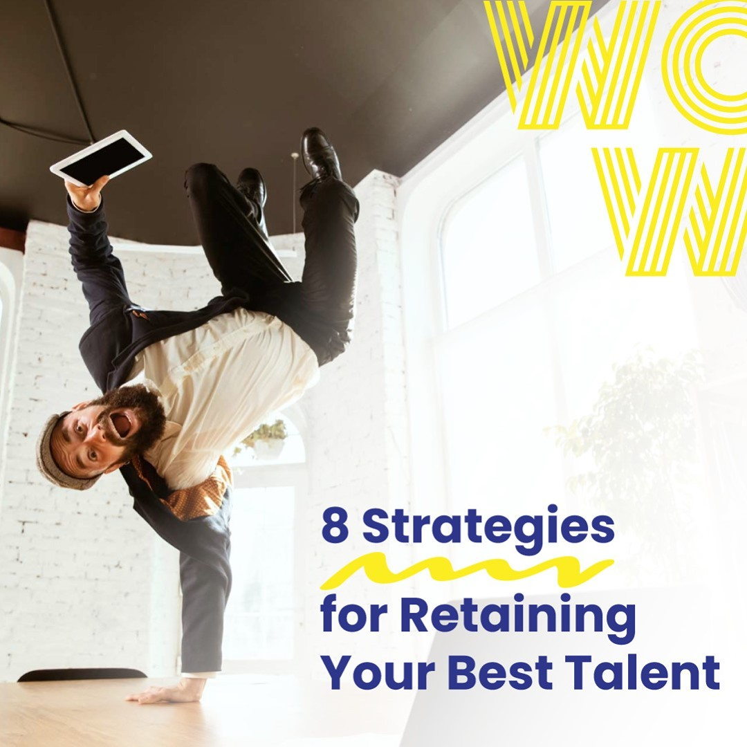 You can't stop your competitors from wanting your best people, everyone wants top performers - it's a compliment!What you can do is make your people understand how much you value them. Here are 8 market-tested methods. #HireGreatLink in bio