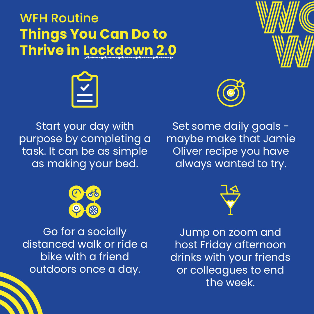 Bummed out by the Sydney and Melbourne lockdown? We feel you. Here are four super-simple, easily actionable ways to make the best of a less-than-ideal situation. 🤗Start doing what you love, today. Link in bio #WorkHappy #DoWhatYouLove #WorkFromHome