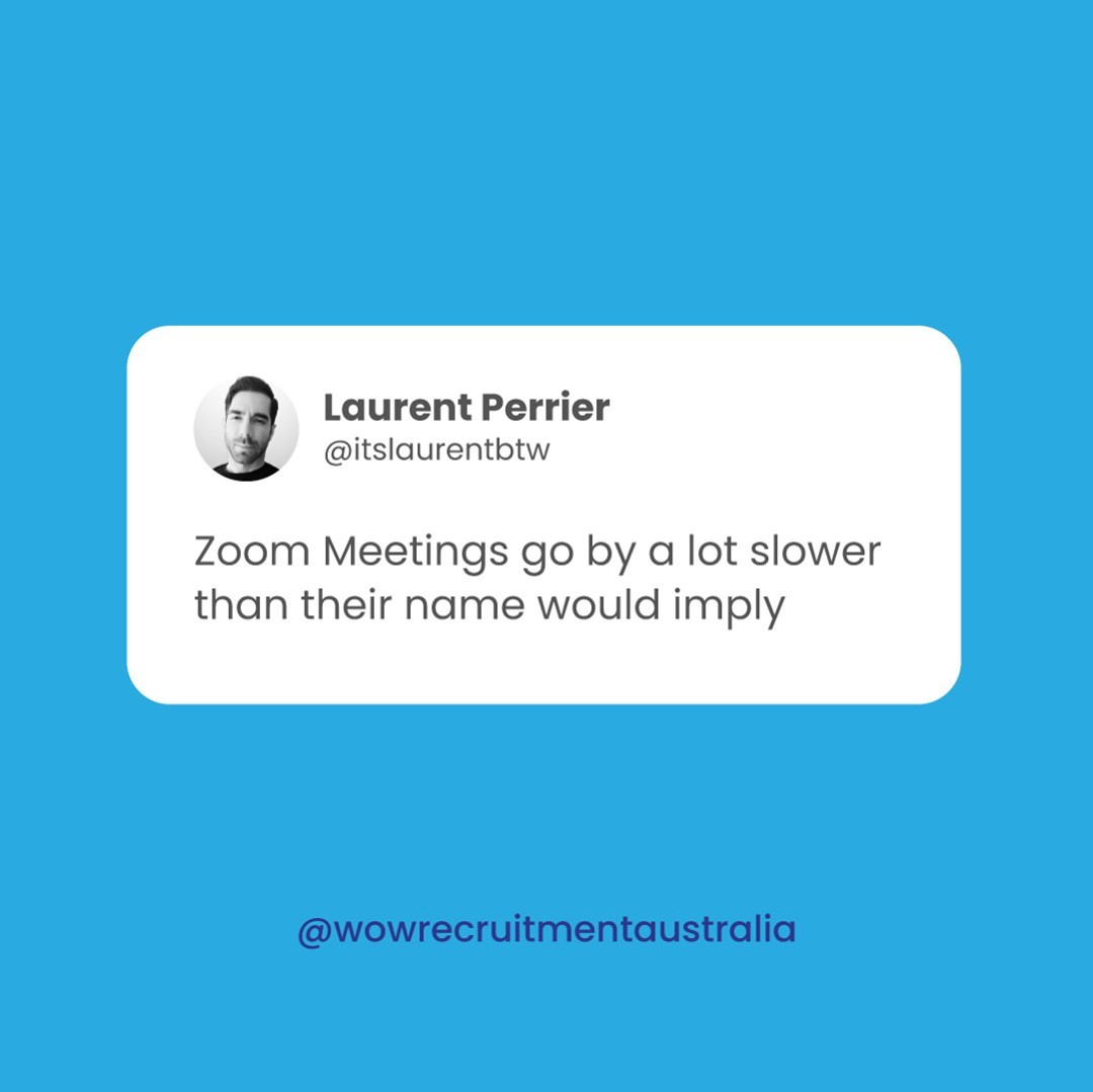 ♂️🌫#FridayFunnies #WorkHappy #WFH #Zoom #RecruitmentHappy