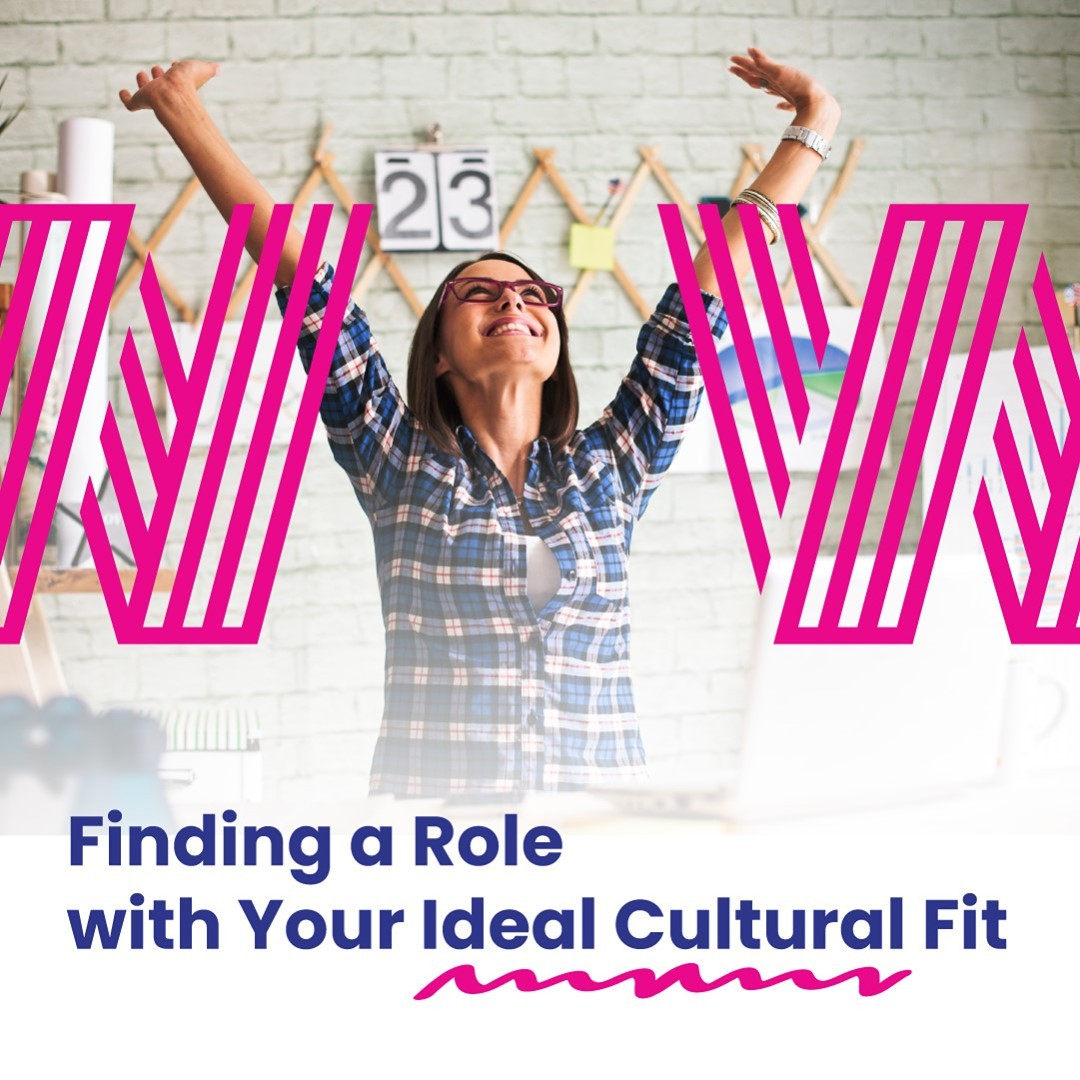Finding a role with the right cultural fit is the key to success and happiness in your job. But trying to understand a company's culture can be a tricky task. Here are five ways to help you sort the good from the not-so-good when it comes to culture fit. Link in bio