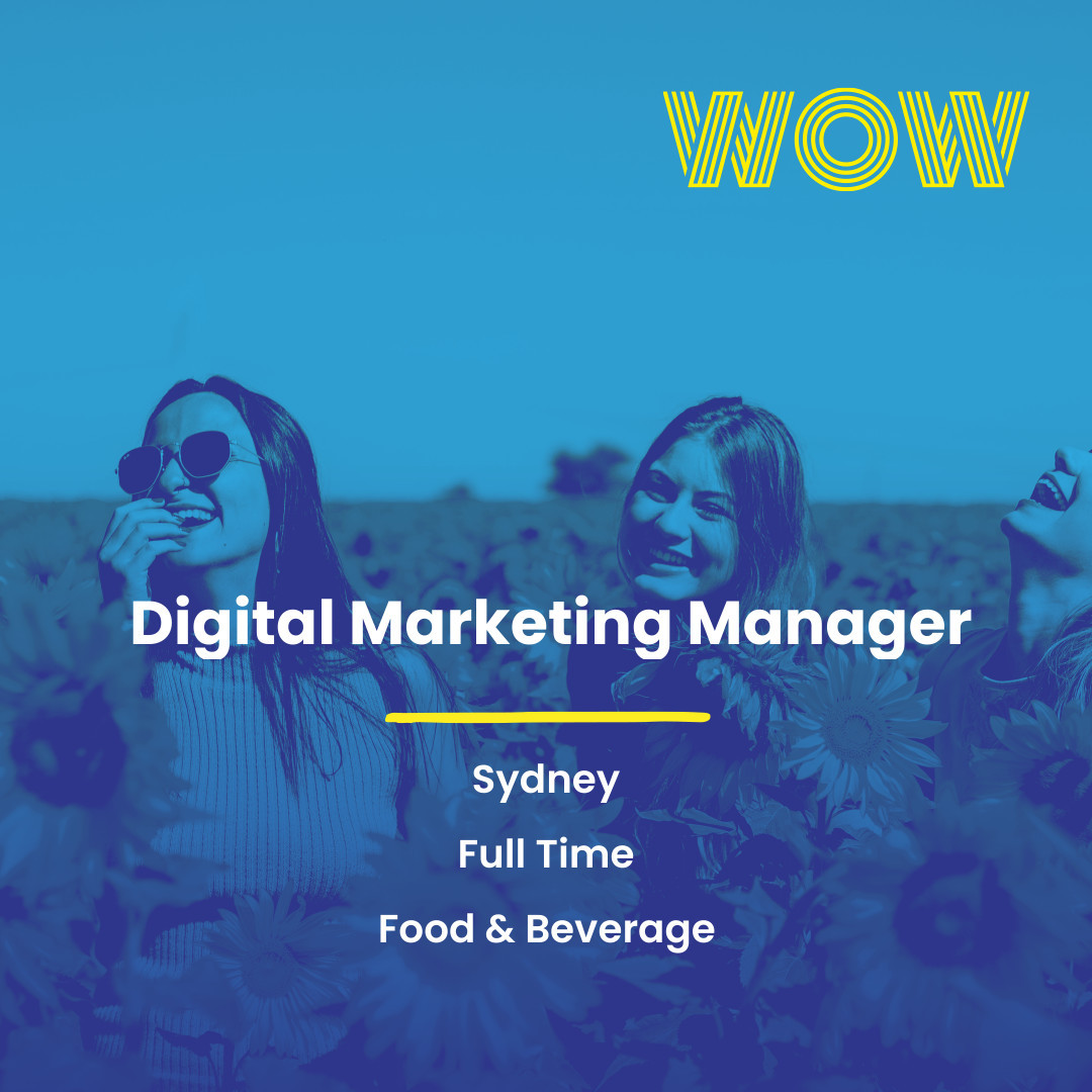 Are you looking to be part of a company that thrives on the growth of its people? Now's your chance! Join this leading name in the Food & Beverage industry and play a key role in driving the digital presence of its various brands. Link in bio