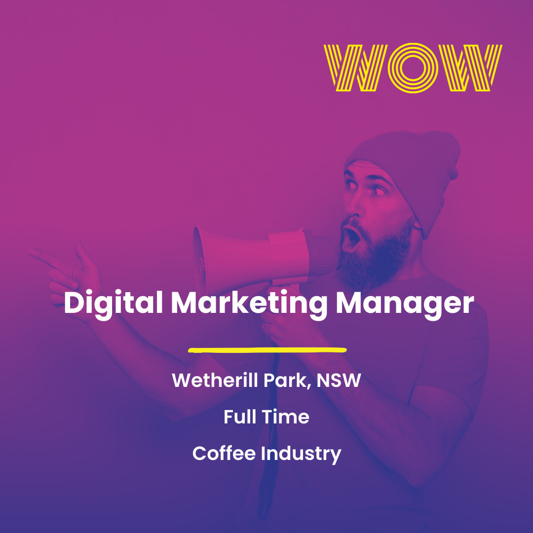 Are you a hands-on marketing professional capable of managing multiple campaigns? Leverage your experience at a rapidly growing beverage brand that prides itself on fostering growth and development. To learn more, click here! 🏼 https://wowrecruitment.com.au/job/digital-marketing-manager-6783/